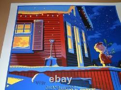A Charlie Brown Christmas Laurent Durieux Poster Print Art Peanuts Snoopy Lucy
