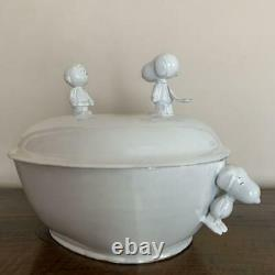 Astier de Villatte × THE SNOOPY COLLECTION Snoopy and Charlie Brown