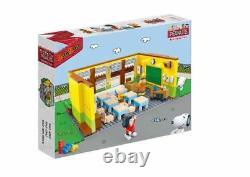 BanBao Snoopy School Classroom Building Block Set 595 PCS Peanuts Collection