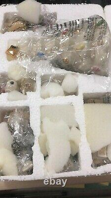 Lenox Nativity Peanuts The Christmas Pageant Figurines Snoopy Charlie Brown NEW
