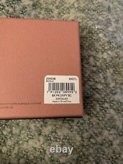NWT Coach Peanuts Snoopy Ice Skating Hang Tag Key Chain Fob Bag Charm 20925B NIB