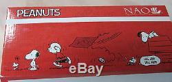 Nao By Lladro Snoopy's Charlie Brown #532 Brand Nib Peanuts Large Save$ F/sh