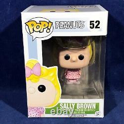 New SNOOPY Woodstock CHARLIE BROWN Lucy LINUS Sally Funko Pop PEANUTS 6 Figure