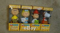 Peanuts Gang Funko Charlie Brown Lucy Snoopy Sally New It's The Great Pumpkin