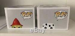 Peanuts Halloween Funko POP Set Ghost Charlie Brown Witch Lucy Snoopy Vaulted
