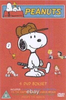 Peanuts Peanuts Box Set Volume 2 DVD DVD 66VG The Cheap Fast Free Post