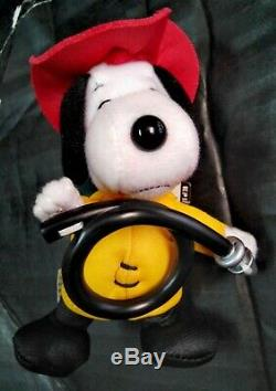 RARE! Vintage McDonald's Many Lives of Snoopy Charlie Brown Complete Set 2001