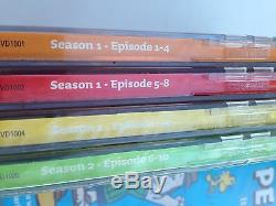 RAREPeanuts Charlie Brown And Snoopy Show Complete 12 DVD SET Region2