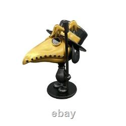 Raid71 Chris Thornley PLAGUE DOCTOR Gold Variant Resin Figure Snoopy not MONDO