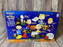 Snoopy Peanuts Its The Great Pumpkin, Charlie Brown Figure Collection. Sealed