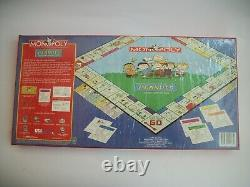 The ORIGINAL Peanuts Snoopy Charlie Brown MONOPOLY UNOPENED