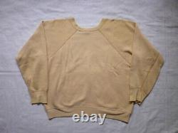 Vintage 60s Peanuts SNOOPY CHARLIE BROWN Lucy Mayo SPRUCE SWEAT SHIRT Size L USA