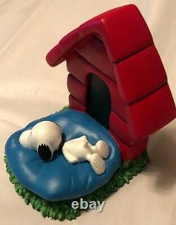 Westland Collectibles Peanuts Charlie Brown & Snoopy Bookend Set Mint in Box