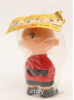 50 S Hunger Ford Charlie Brown Peanut Snoopy Avec Sac Initial Solide Dead Stock Y