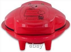 Arachides Snoopy Et Charlie Brown Smart Planet Wm6s Waffle Maker Kitchen Fs