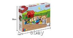 Banbao Snoopy Secret Base Building Block Set 507 Pcs Peanuts Collection