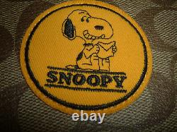 Coach X Peanuts Val Tote Bag Patches Varsity C4112 T.n.-o. Snoopy Lucy Charlie Brown