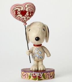 Enesco Jim Shore Figur 4042378 Snoopy I Heart You The Peanuts Skulptur