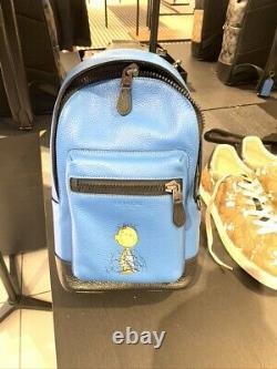 Entraîneur Des T.n.-o. X Peanuts West Pack Pour Hommes Avec Charlie Brown