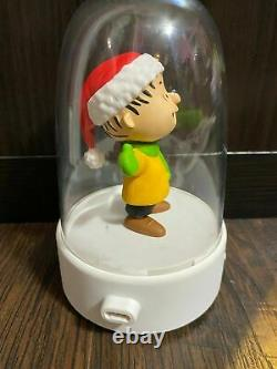 Hallmark Peanuts Tappers De Noël Charlie Brown Snoopy Linus 50 Ans
