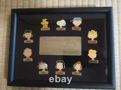 Neu Snoopy Pins Sammlung Set Peanuts Limitiert 3000 Charakter Ware Charlie Brown