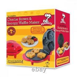 Nouvelles Cacahuètes Snoopy Snoopy & Charlie Brown Gaufrier Japonais