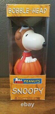 Peanuts Halloween Funko Wacky Wobblers Snoopy/sally/lucy/charlie Brown Nouveau