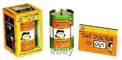 Peanuts Psychiatrique Aide Kit Le Médecin Est En Lucy Charlie Brown Snoopy