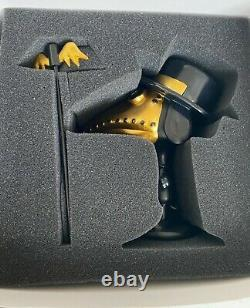 Raid71 Plague Doctor Resin Figure Gold Variante Snoopy Thornley + Print! X/200