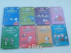 Rarepeanuts Charlie Brown Et Snoopy Complète 12 DVD Region2