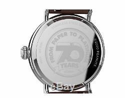Timex Standard X Peanuts Snoopy & Charlie Brown Bracelet En Cuir Tw2u71000jr