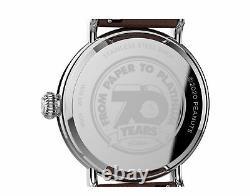 Timex Standard X Peanuts Snoopy - Charlie Brown Montre Bracelet En Cuir Tw2u71000jr