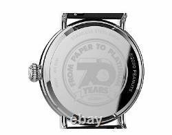 Timex Standard X Peanuts Snoopy - Charlie Brown Montre Bracelet En Cuir Tw2u71100jr