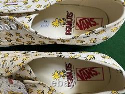Vans Charlie Brun Snoopy Woodstock