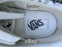 Vans Chaussures Homme Sz. 9 Vault Og Era LX Camp Snoopy Joe Rafraîchissez Charlie Brown Peanuts