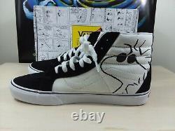 Vans Sk8-hi Réédition X Peanuts Joe Cool Snoopy Charlie Brown
