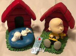 Westland Collectibles Peanuts Charlie Brown & Snoopy Set Mint In Box